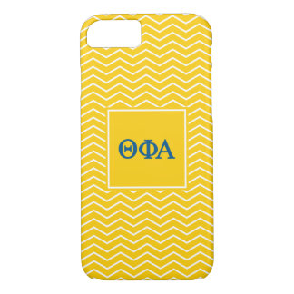 Theta Phi Alpha | Chevron Pattern iPhone 7 Case