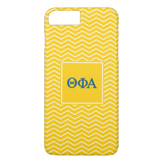 Theta Phi Alpha | Chevron Pattern iPhone 7 Plus Case