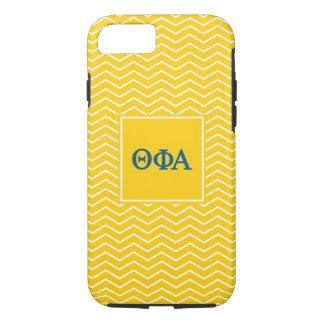 Theta Phi Alpha | Chevron Pattern iPhone 8/7 Case