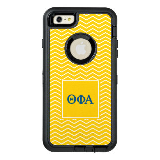 Theta Phi Alpha | Chevron Pattern OtterBox Defender iPhone Case