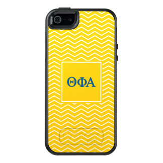 Theta Phi Alpha | Chevron Pattern OtterBox iPhone 5/5s/SE Case