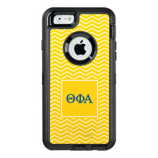 Theta Phi Alpha | Chevron Pattern OtterBox iPhone 6/6s Case