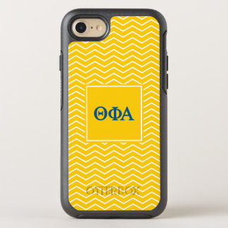 Theta Phi Alpha | Chevron Pattern OtterBox Symmetry iPhone 7 Case