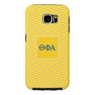 Theta Phi Alpha | Chevron Pattern Samsung Galaxy S6 Cases
