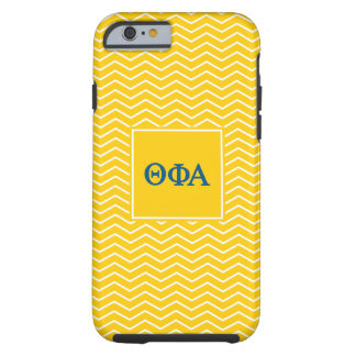 Theta Phi Alpha | Chevron Pattern Tough iPhone 6 Case