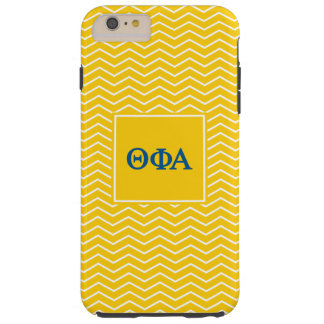 Theta Phi Alpha | Chevron Pattern Tough iPhone 6 Plus Case