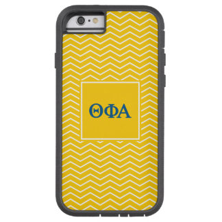 Theta Phi Alpha | Chevron Pattern Tough Xtreme iPhone 6 Case