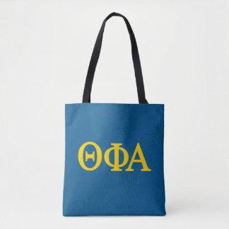Theta Phi Alpha Lil Big Logo Tote Bag