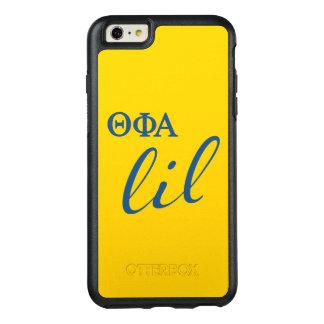 Theta Phi Alpha Lil Script OtterBox iPhone 6/6s Plus Case