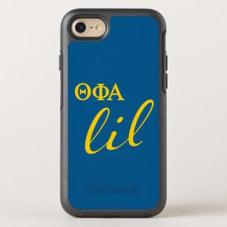 Theta Phi Alpha Lil Script OtterBox Symmetry iPhone 8/7 Case