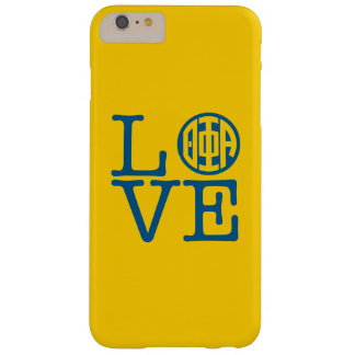 Theta Phi Alpha Love Barely There iPhone 6 Plus Case