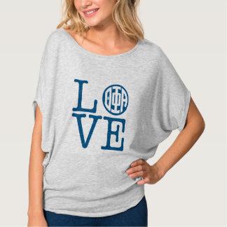Theta Phi Alpha Love T-Shirt