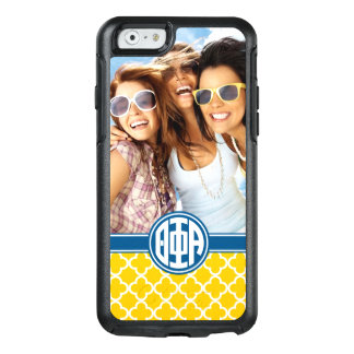 Theta Phi Alpha | Monogram and Photo OtterBox iPhone 6/6s Case