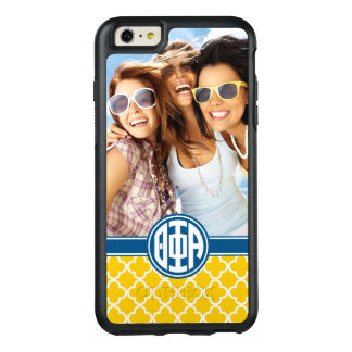 Theta Phi Alpha | Monogram and Photo OtterBox iPhone 6/6s Plus Case