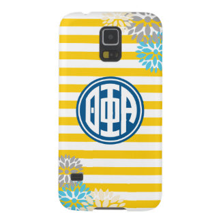 Theta Phi Alpha | Monogram Stripe Pattern Case For Galaxy S5