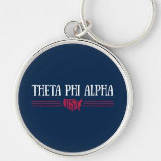 Theta Phi Alpha USA Keychain