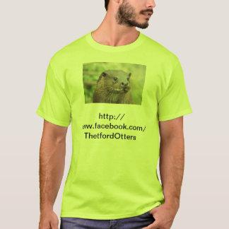 Thetford Otters T-Shirt