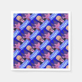 TheTrumpPuppet Party Supplies Disposable Napkin