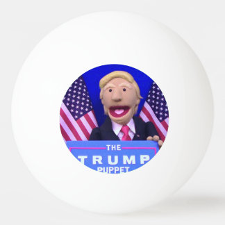 @TheTrumpPuppet White Ping Pong Ball