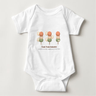 They are 3 colors, it is your 2 u baby bodysuit