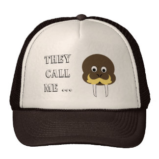 They call me Walrus v2 Trucker Hat