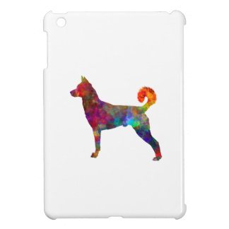 they canaan dog in watercolor 2 iPad mini case