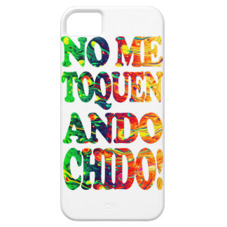 They do not touch to me I walk chido Case For The iPhone 5