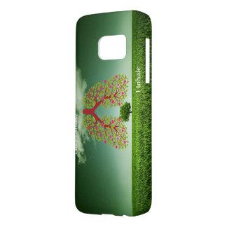 They exhale, I inhale Samsung Galaxy S7 Case