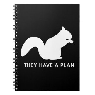 They Have a Plan Notebooks