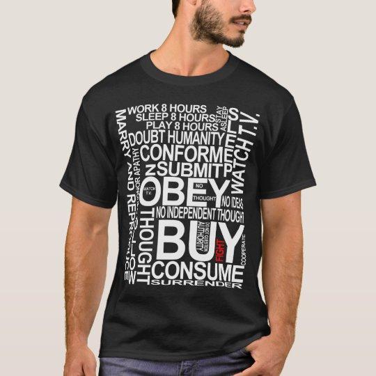 They Live Dark T-Shirt