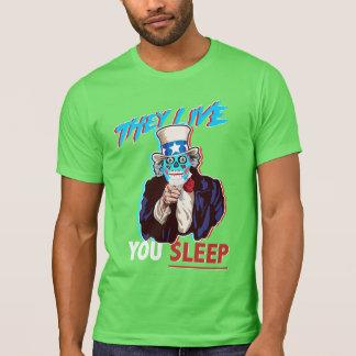 They Live - You Sleep T-Shirt