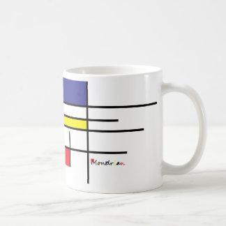 they mondrian coffee mug
