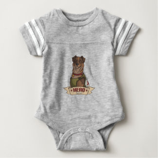 they russian baby bodysuit