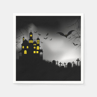 They Say Halloween Party Paper Napkins