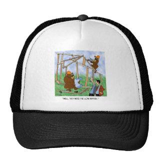 They Were Low Bidders Trucker Hat