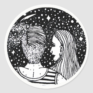 'They're Dreamers' Stickers