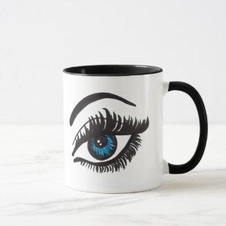 they're real LASH mug