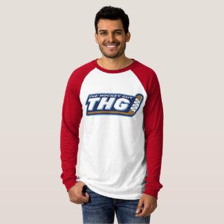 THG hockey stick shirt