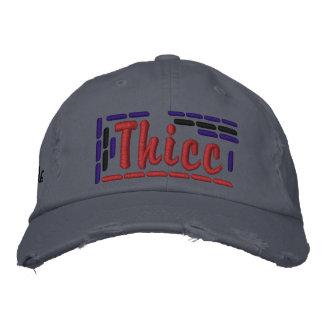 """""""Thicc"""" Cap Hat"""