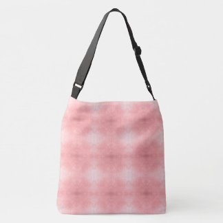 Thick Soapy Water 1256 Pink Crossbody Bag