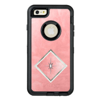 Thick Soapy Water 1256 Pink OtterBox Defender iPhone Case