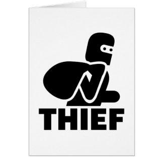 Thief Card