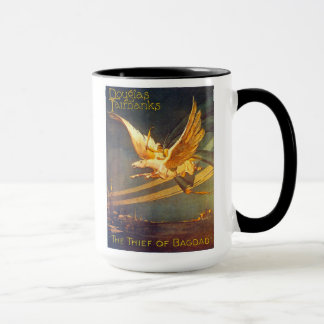THIEF OF BAGHDAD - Douglas Fairbanks, Sr. Mug