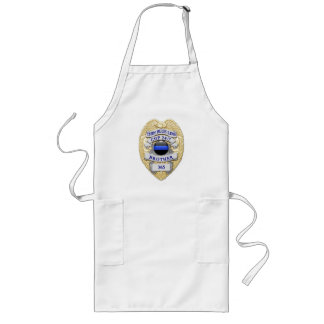 Thin Blue Line - Brother Long Apron