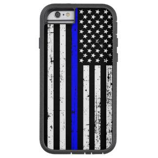 Thin Blue Line Flag Case