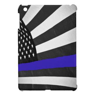 Thin Blue Line iPad Mini Case