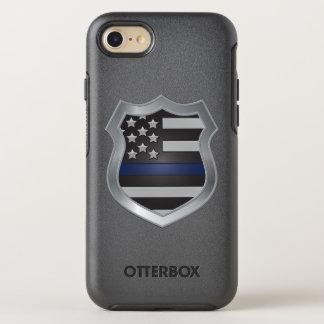 Thin Blue Line iPhone 7 case