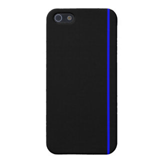 Thin blue line iPhone case Case For iPhone 5/5S
