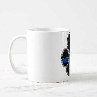 Thin Blue Line K-9 Coffee Mug
