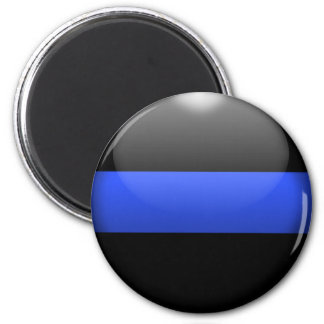 Thin Blue Line Magnet